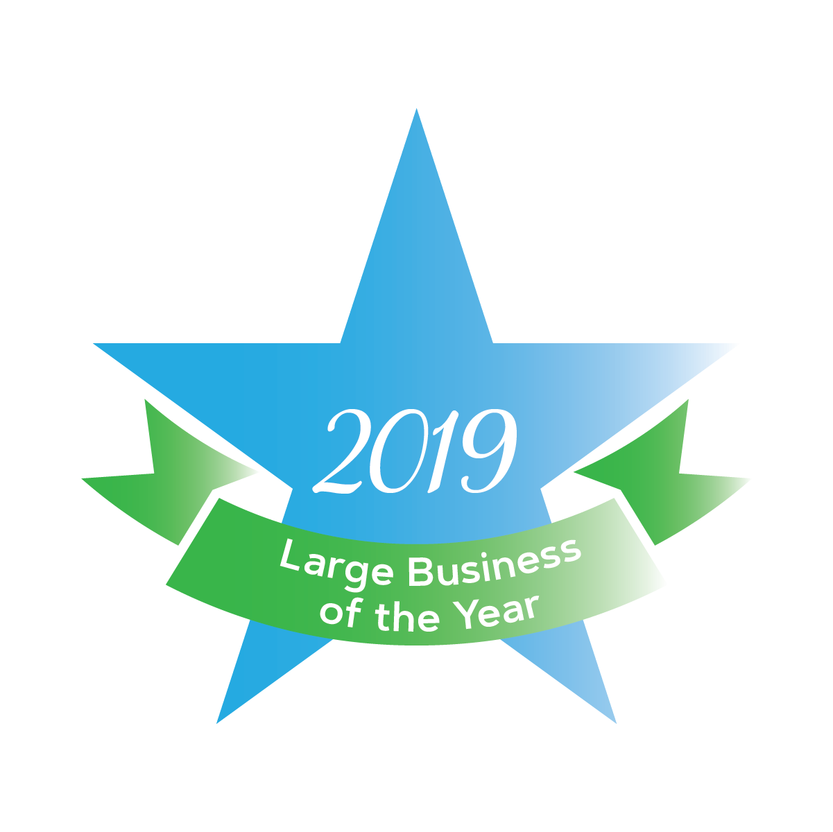 largebusiness award 2019 image